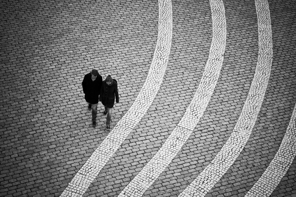 Couple and Lines